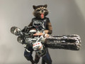GUARDIANS OF THE GALAXY - ROCKET RACCOON DELUXE VERSION - HOT TOYS 1/6 SIXTH FIGURE