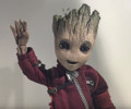 GUARDIANS OF THE GALAXY - BABY GROOT LIFE SIZE VERSION MS - HOT TOYS FIGURE