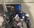 ARKHAM KNIGHT BATMAN HOT TOYS SIXTH SCALE FIGURE -VIDEO GAME