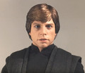 STAR WARS LUKE SKYWALKER- HOT TOYS -RETURN OF THE JEDI- SIXTH SCALE FIGURE MMS