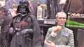 STAR WARS GRAND MOFF TARKIN AND DARTH VADER HOT TOYS FIGURE -EPISODE IV A NEW HOPE - MMS