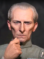STAR WARS GRAND MOFF TARKIN HOT TOYS FIGURE -EPISODE IV A NEW HOPE - MMS