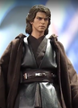 STAR WARS ANAKIN SKYWALKER HOT TOYS FIGURE -EPISODE III REVENGE OF THE SITH- MMS