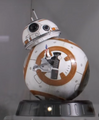 STAR WARS BB-8 HOT TOYS FIGURE -THE LAST JEDI - MMS