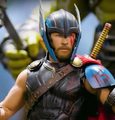 GLADIATOR THOR DELUXE VERSION HOT TOYS - SIXTH SCALE FIGURE  - RAGNAROK 1/6 FIGURE MMS