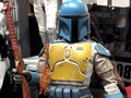STAR WARS BOBA FETT ANIMATION VERSION HOT TOYS FIGURE
