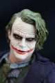 JOKER HOT TOYS DARK KNIGHT FIGURE-  1/6 SCALE BATMAN MMS68