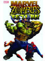 MARVEL ZOMBIES RETURN HC - FREE USA SHIPPING