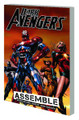 DARK AVENGERS HC ASSEMBLE 1 2 3 4 5 6 BENDIS  - FREE USA SHIPPING