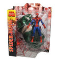 SPIDERMAN ACTION FIGURE -MARVEL SELECT -SPIDER-MAN