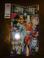 DEATHMATE GOLD VARIANT PROLOGUE -SIGNED BY 6 PEOPLE !! IMAGE/ VALIANT