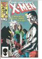 UNCANNY X-MEN #210 NM 1986