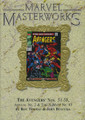 AVENGERS MARVEL MASTERWORKS VOL 6 HC VARIANT EDITION VOL 70