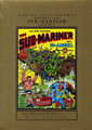 SUB-MARINER GOLDEN AGE MARVEL MASTERWORKS VOL 1 HC