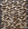 Shell, Stone and Glass Mosaic Tile