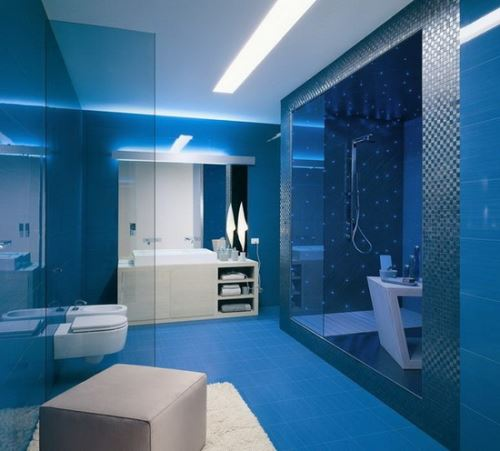 Interior Design And Bathrooms ExoTiles