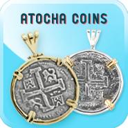 Atocha Treasure Coins