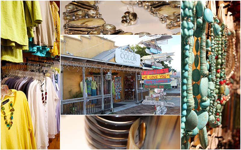 Local Color Key West Shopping | Margaret St. Store