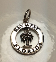 SS Circle Palm Key West Florida Charm