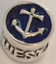 Anchor / Ships Wheel Key West Bead