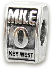 Mile 0 Silver Bead