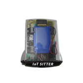 Fence Sitter Toddler - Internet of Things (IoT) unique identifier and transfer for human-to-human or human-to-computer interaction Sensors for Your Fence