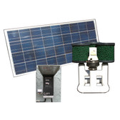 Bottom Feeder 20000 Gallon Pond 120-watt Solar Pump and Filter System
