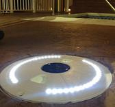 "Savior Skimmer Lid Solar Skimmer Lid Light Round 9"""