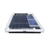 Pond De-Icer Floating Solar Water Heater