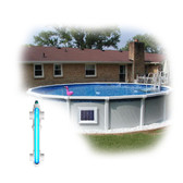 Above Ground Pool Magnet Wireless Power UV System 1