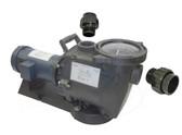 Savior 40000 Gallon Pool 500-watt Solar Pump and Filter System Solar Pool Cleaner OS