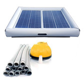 Savior Cleaner Suction 60-watt Solar Pool Cleaner