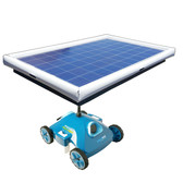 Savior Cleaner Robotic 220-watt Solar Pool Cleaner