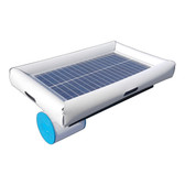 New Savior 35w Floating Solar Pool Pump and Filter Cleaner System DD