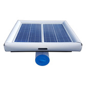 New Savior 70w Floating Solar Pool Pump and Filter Cleaner System DD