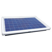 Savior 40000 Gallon Pool 500-watt Solar Pump and Filter System Solar Pool Cleaner DD