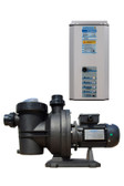 "Lorentz Solar Pool Pump PU600 CS-17-1, UL, ID 2"" - Item # 10-005550"