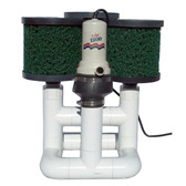 Bottom Feeder 1800 GPH Pond 110v Plugin Pump and Filter System