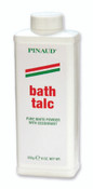 Clubman Pinaud Bath Talc (Pure White) - 9 oz
