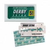 Derby Double Edge Blades, 5 pk