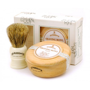 D.R. Harris - Almond Shave Set (Bowl + Brush)