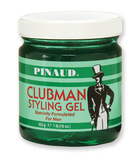 Hair Styling Gel Clubman Styling Gel Jar 16 Oz Hair Styling  Clubman Pinaud