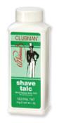 Clubman Shave Talc - Neutral Tint, 4 oz