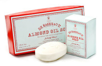 D.R. Harris - Almond Oil Soap - Bath Size - Box of 3
