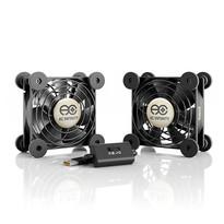Dual 80mm USB Fan