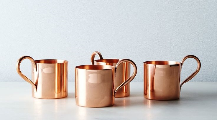 Cleaning Moscow Mule Mugs