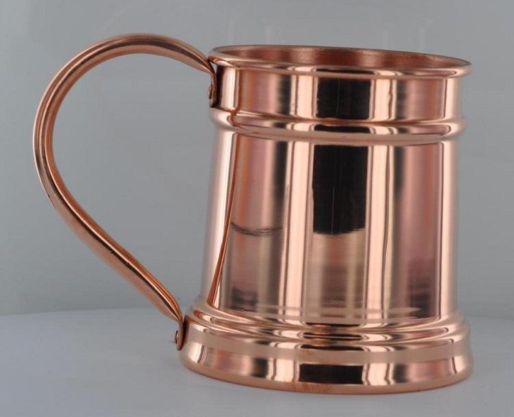 Copper Mugs by Paykoc Imports
