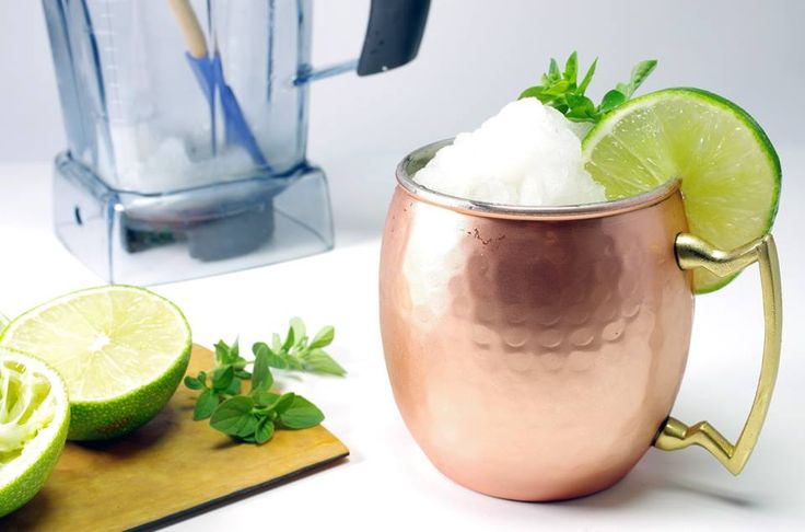 Frozen Mule Recipe