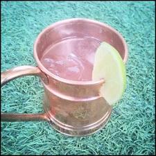 Original Moscow Mule Recipe