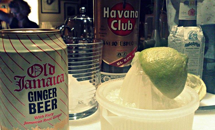 Havana Mule Recipe and Ingredients